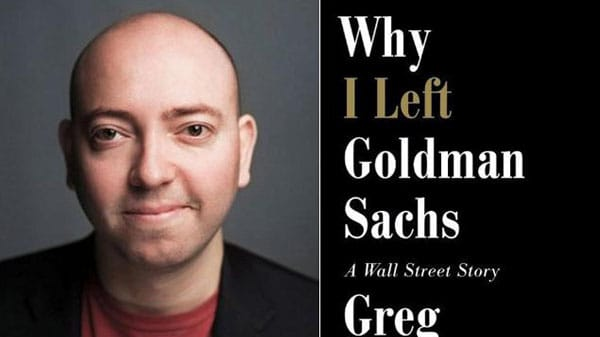 The Nine Biggest Revelations in 'Why I Left Goldman Sachs'