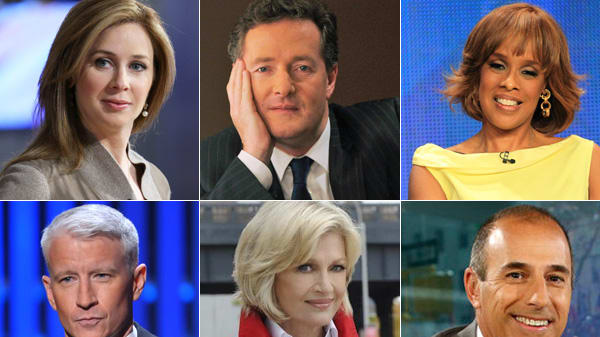You're Worth How Much? TV Anchors, by the Numbers
