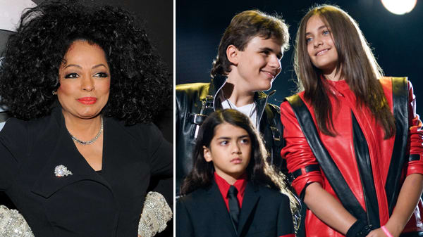 diana ross has no intention of taking michael jackson s kids diana ross has no intention of taking