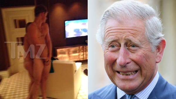 Nude harry Prince Harry's