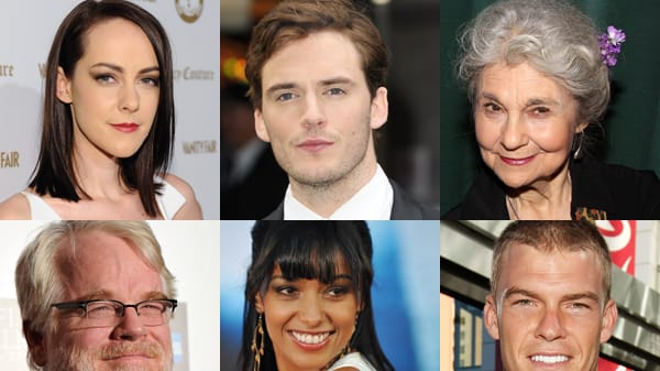 Hunger Games Whos Who In The Catching Fire Cast Photos