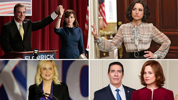 11 Best Tv Politicians Parks And Rec The West Wing 24 More