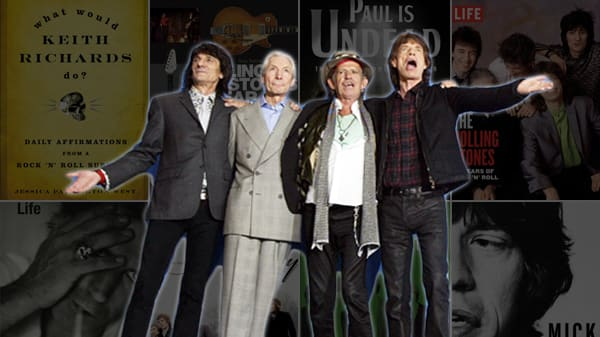 Let It Read! The Ultimate Literary Guide to the Rolling Stones