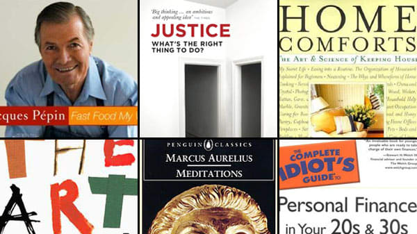 10 books for my son the graduate