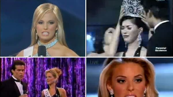 Miss Teen USA sexe vidéo