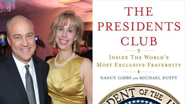 New book the presidents club nancy gibbs