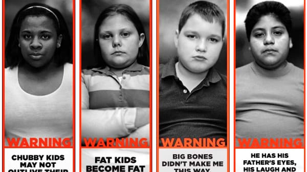 There Is No Shame In Finding Someone Else To Be Attractive: Anti-Obesity Ads Won't Work By Telling Fat Kids To Stop