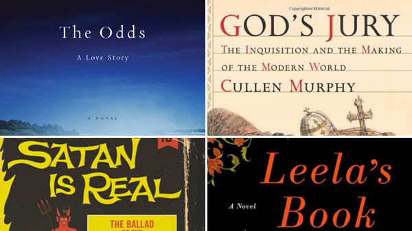 This Week's Hot Reads: January 13, 2011