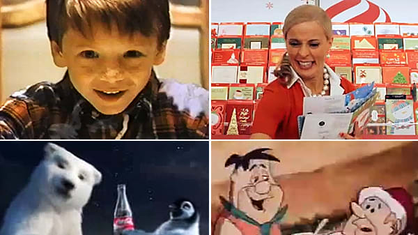 coca cola mms more classic holiday commercials video - Best Christmas Commercials