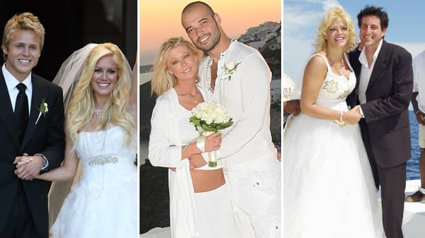 Tara Reid Just Admitted That She Didnt Really Get Married In August See The Sham Ceremonies Of Katy Perry LeAnn Rimes And Paris Hilton Piers Morgan