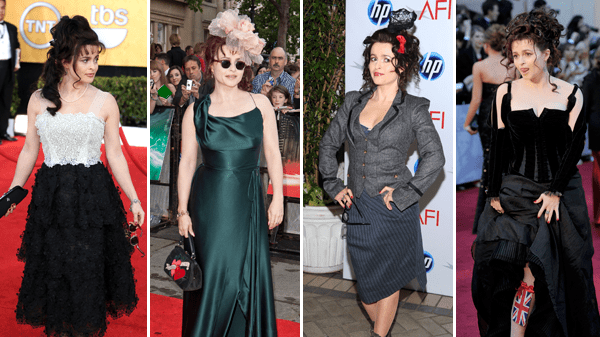helena bonham carter  snubbed from vanity fair best dressed list 2011