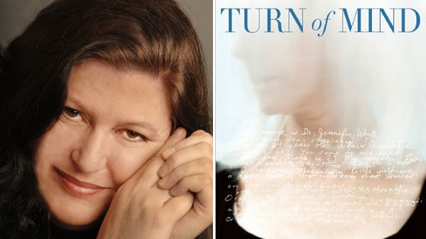 Alice LaPlante and her book, Turn of Mind