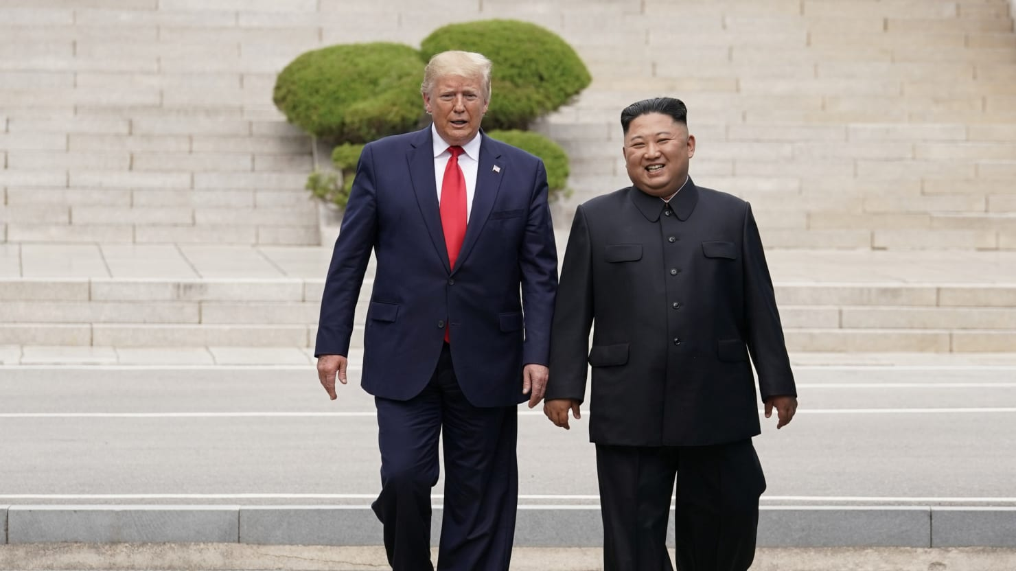 Trump Becomes First Sitting American President to Step Into North Korea—a Win for Kim Jong Un