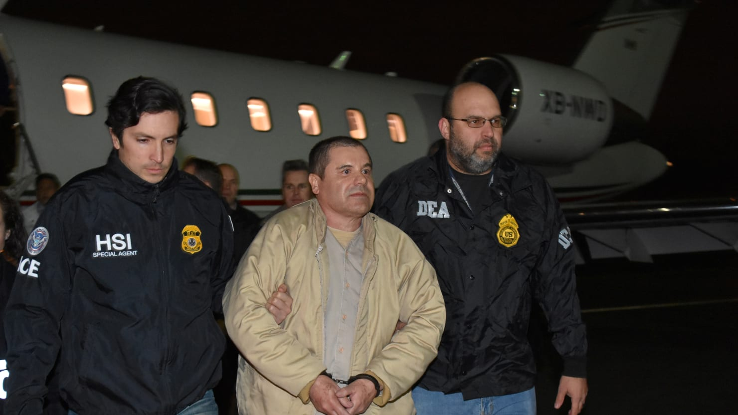 El Chapo's Attorney Complains About 'Cruel' Prison Conditions
