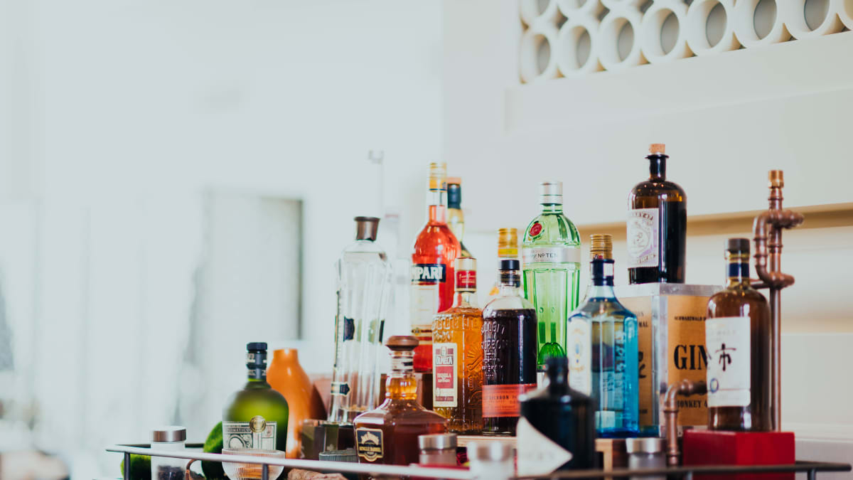 The Best Bar Cart Essentials You Can Get on Amazon