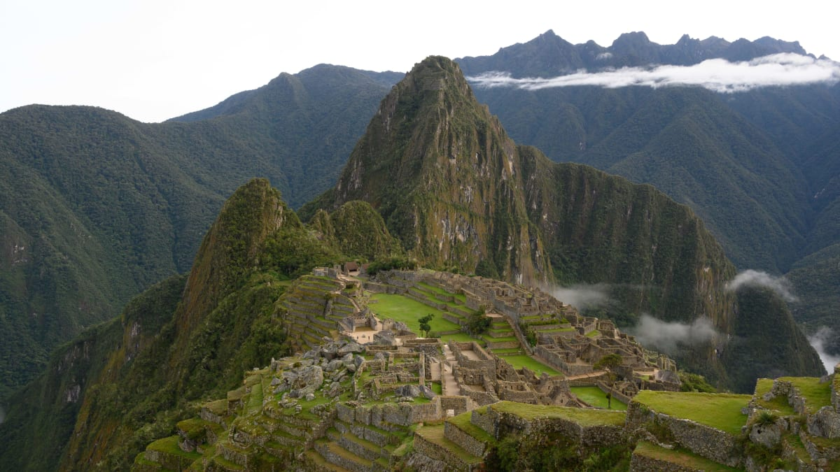 6 Tourists Arrested for Allegedly Damaging Machu Picchu Temple With Feces