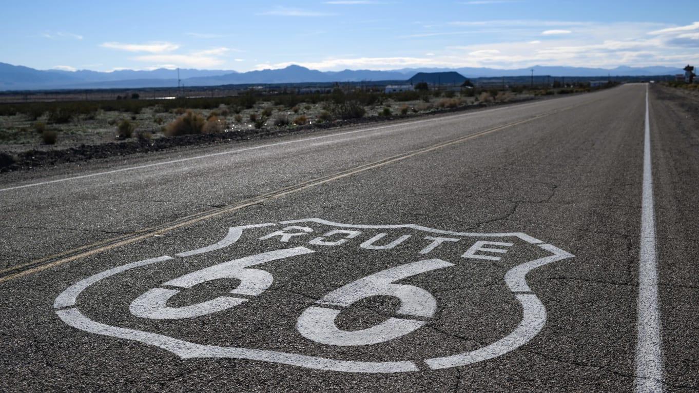 Whistle Blowers dead in motel on Rte 66