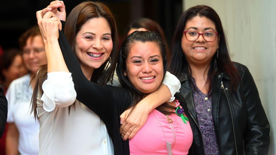 El Salvador Court Exonerates Woman Accused of Killing Stillborn Baby