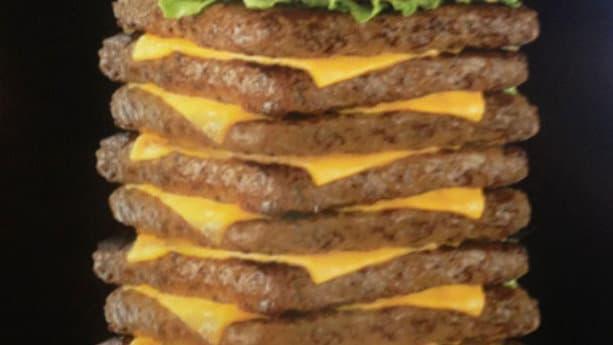 Fast Food Menu Mutants