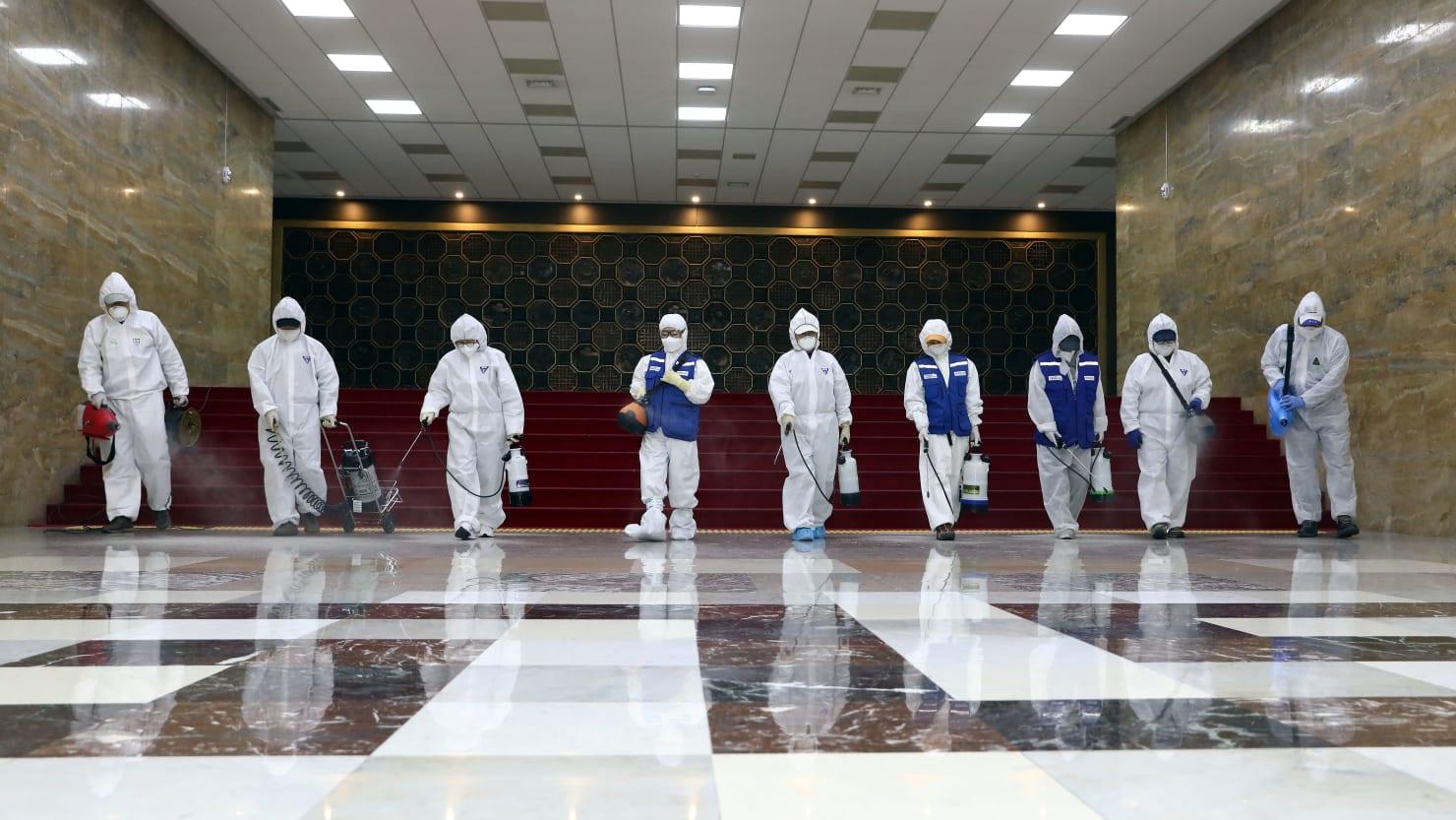 CDC Tells U.S. Travellers: Stay Away From Coronavirus-Hit South Korea