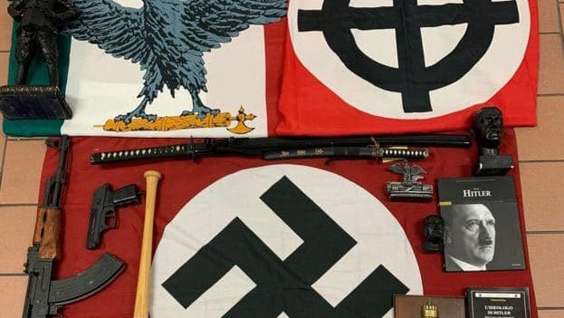 Italy's 'Miss Hitler' Francesca Rizzi Among 19 Investigated for Starting New Nazi Party in Italy