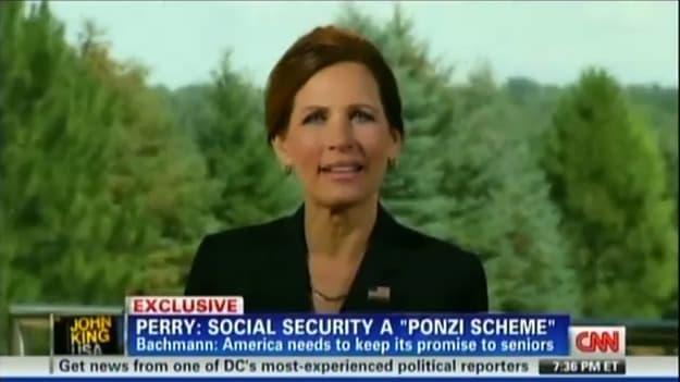 Michele Bachmann: 'I Won'