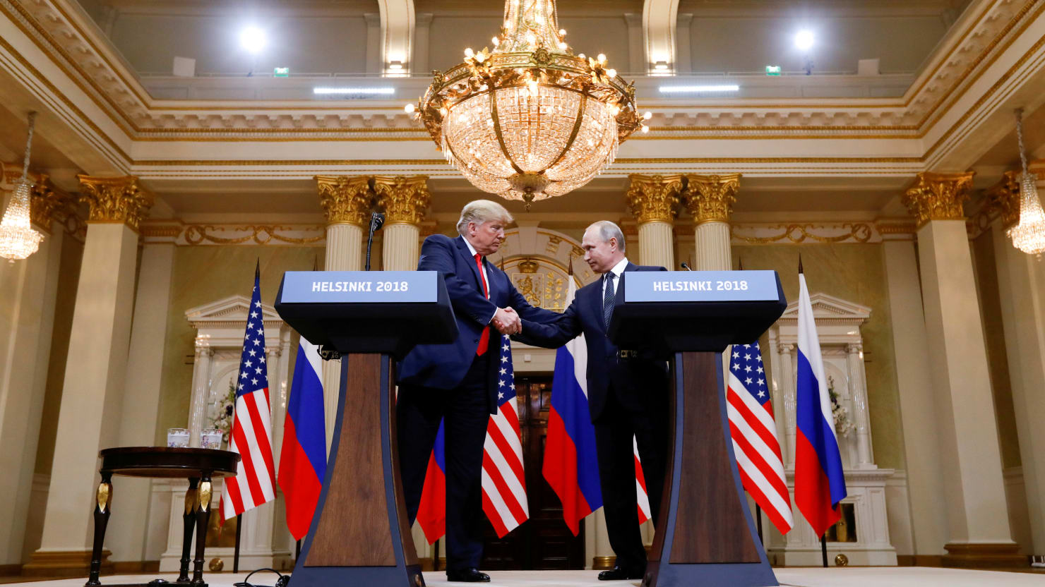 Russian Lawmakers Laud Barr's Mueller Report Summary