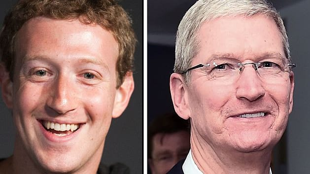 Zuckerberg Said 'We Need to Inflict Pain' on Tim Cook and Apple: WSJ - The Daily Beast