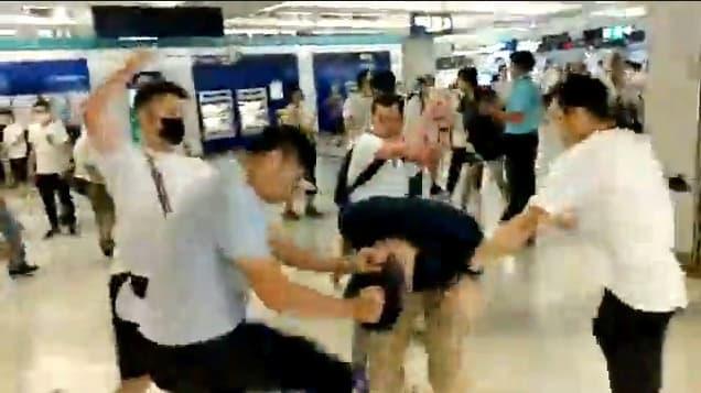 Hong Kong: Dozens Injured After Armed Mob Violence Against Pro-Democracy Demonstrators