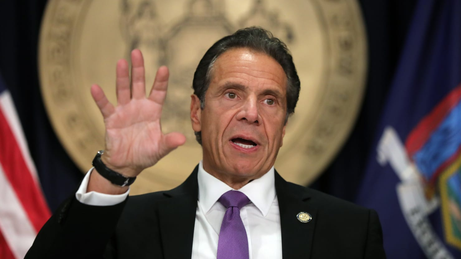 Gov. Andrew Cuomo's Many Scandals - cover