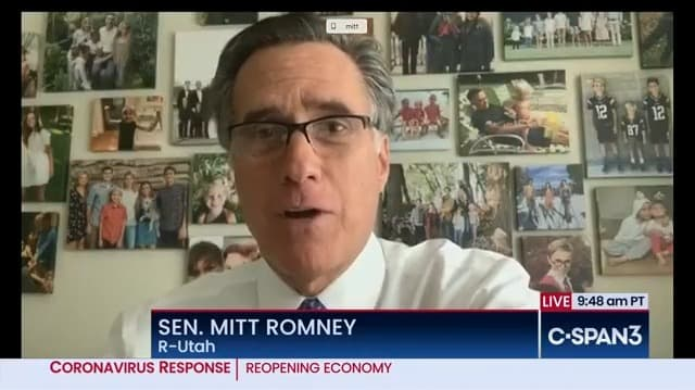 Mitt Romney Fires Back at White House: 'I Find Our Testing Record Nothing to Celebrate'