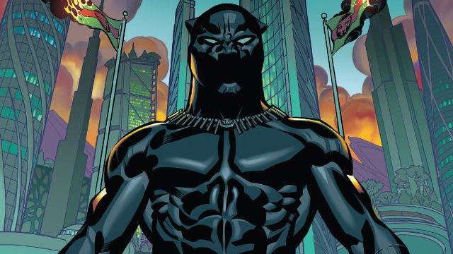 Ta-Nehisi Coates's Black Panther: A Powerful Symbol for the Black Lives Matter Generation