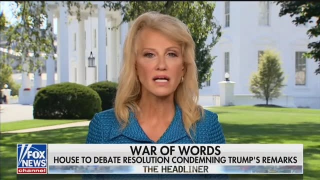 Kellyanne Conway: AOC and 'The Squad' Represent 'Dark Underbelly' of America