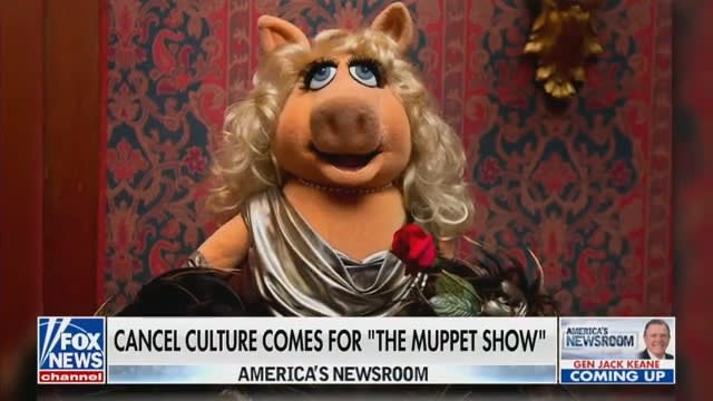 Fox News Absolutely Freaks Out Over Disney+ 'Muppets' Disclaimer - Daily Beast