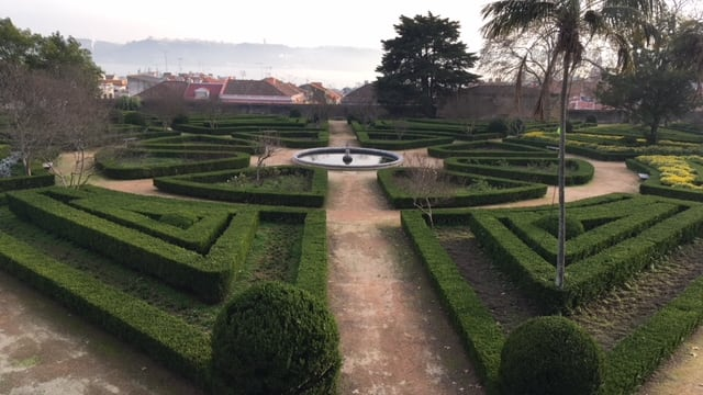 Lisbon's Best Secret Gardens for Hiding From the Crowds