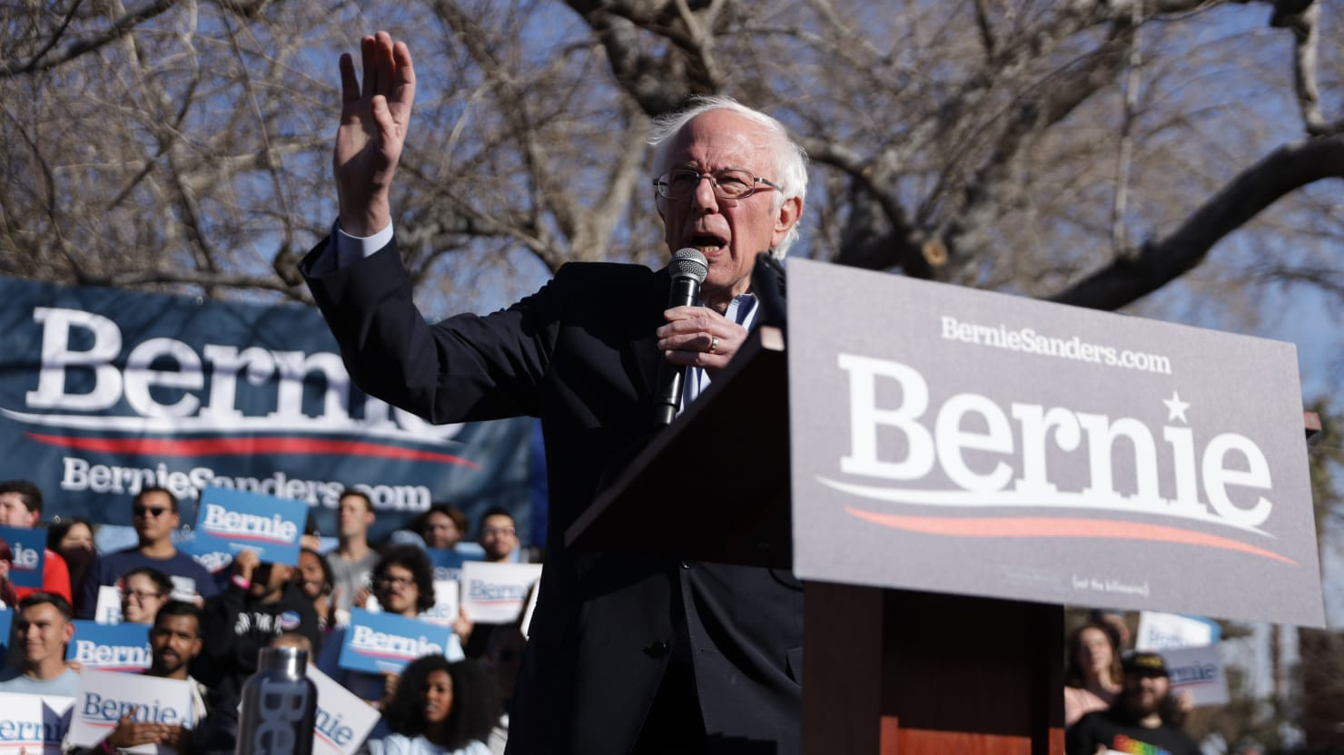 Bernie Sanders: I Won't Be Releasing Any More Medical Records