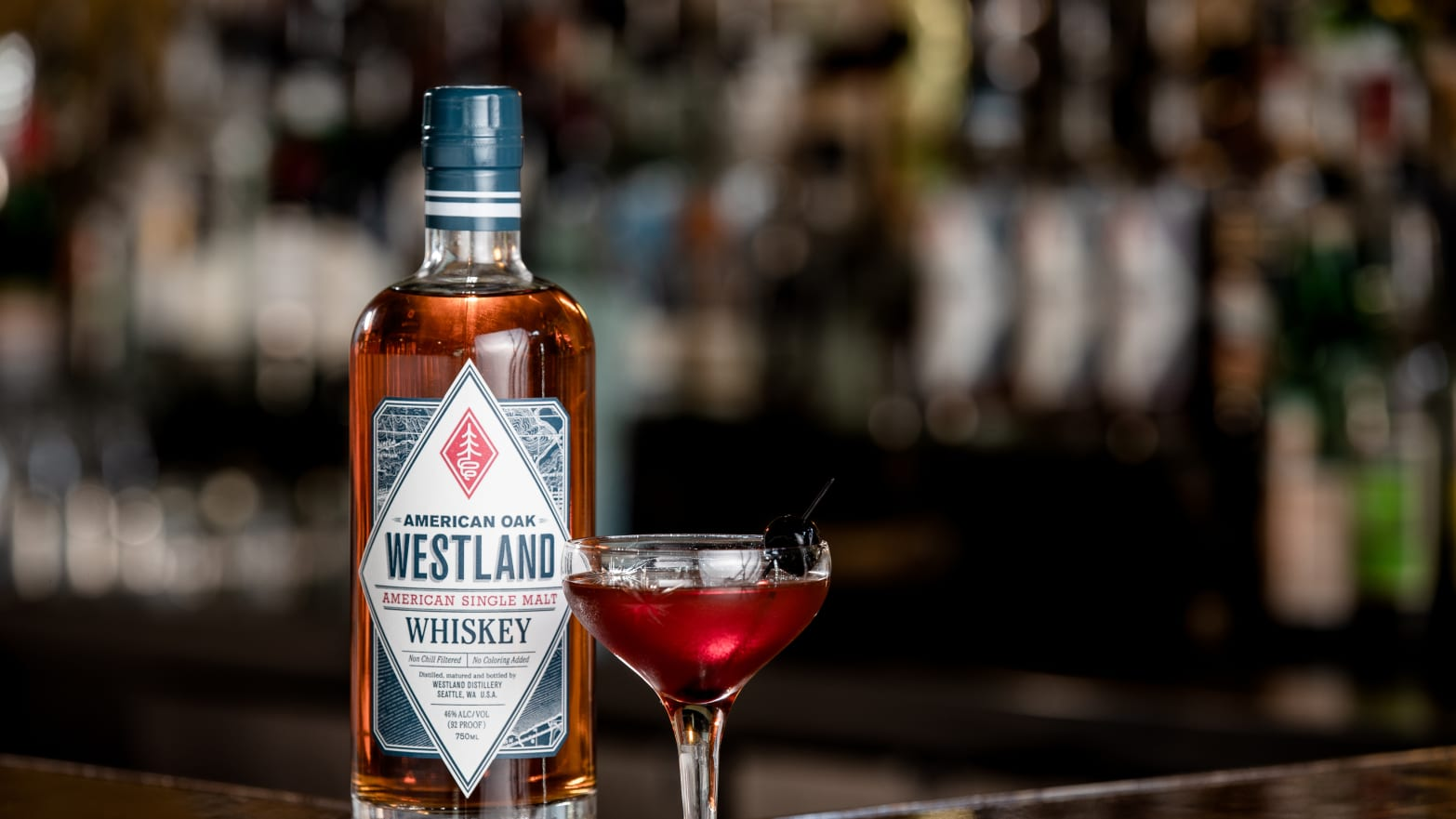 Your New Favorite Cocktail: The Stateside Manhattan