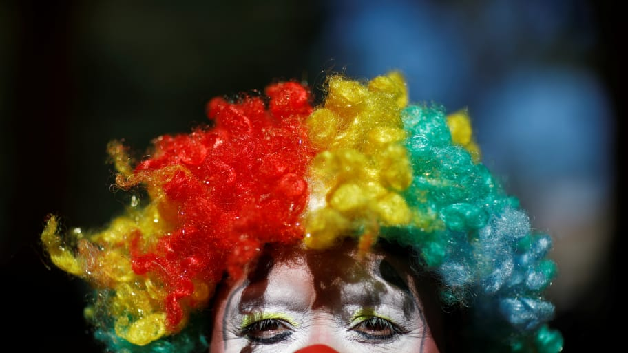 A New Zealand Man Brought an Emotional Support Clown to a Meeting Where He Was Fired