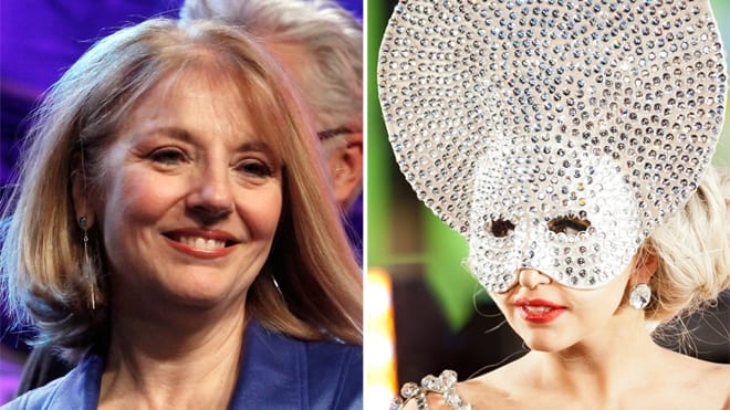 Meet Lady Gaga's Mama, Cynthia Germanotta