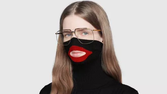 Gucci Apologizes For Blackface Turtleneck