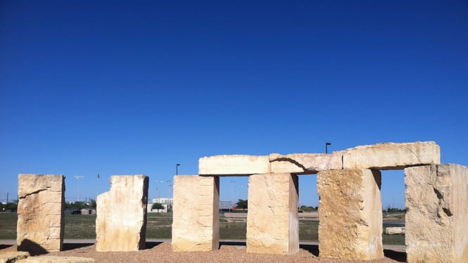 Tourist Attractions of West Texas
