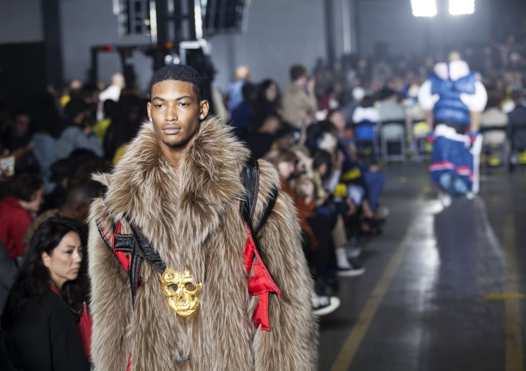 The design collective VFiles presented collections from three up-and-coming designers.