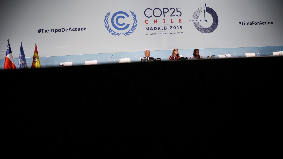 COP25 Climate Talk Attendees Blame U.S. for Conference Failure