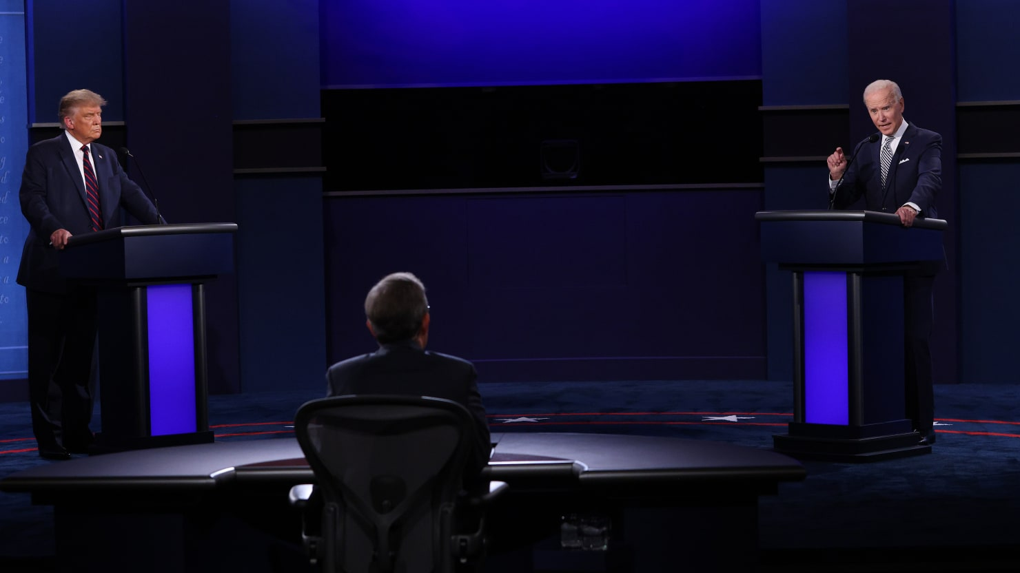 Presidential Debate Format Will Be Revised After Trump's Interruptions