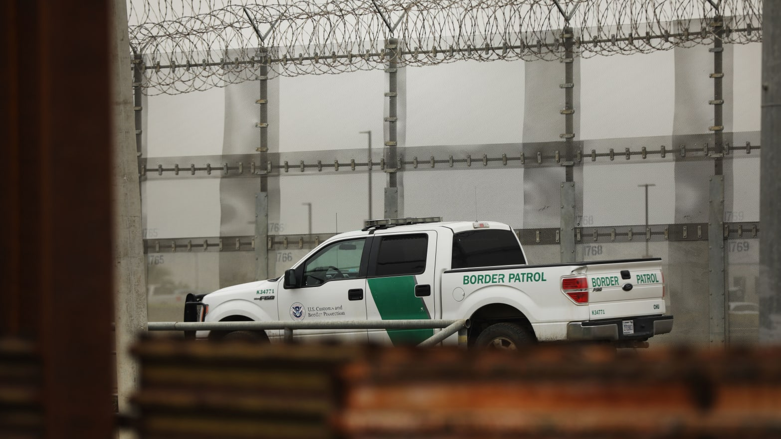 Border Agent Charged With Hitting Migrant With Truck Called Them 'Subhuman,' Feds Say