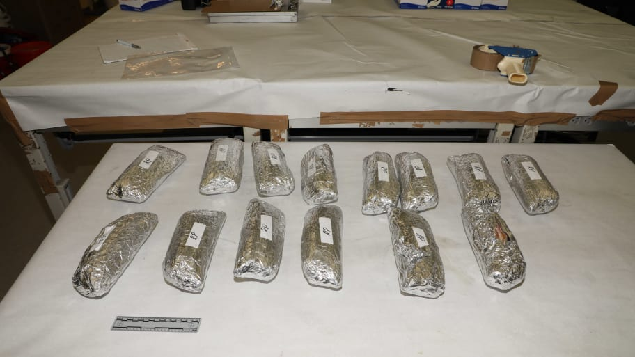 California Man Caught With 14 'Burrito-Shaped' Meth Packages Sentenced to 15 Years in Prison