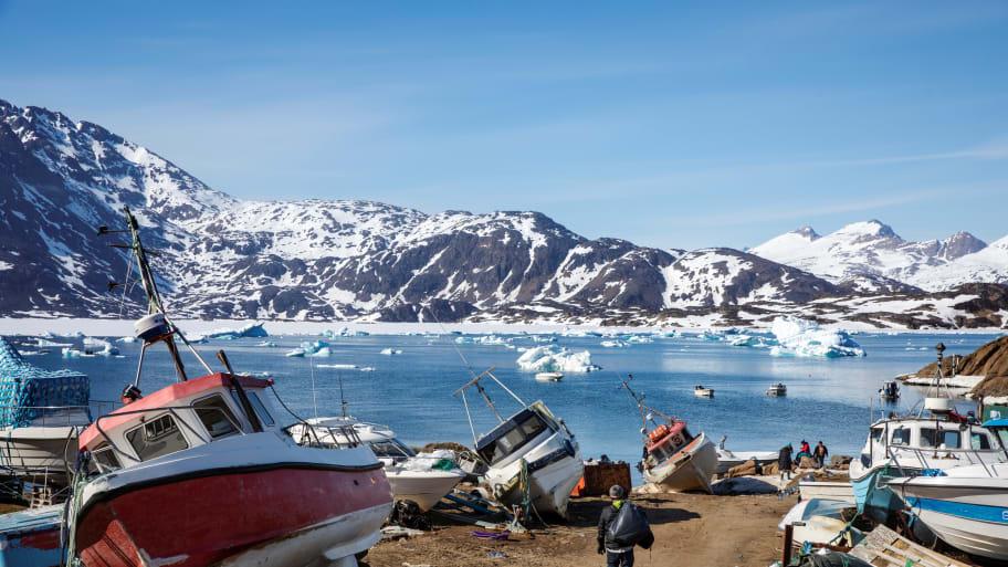 Girls Greenland