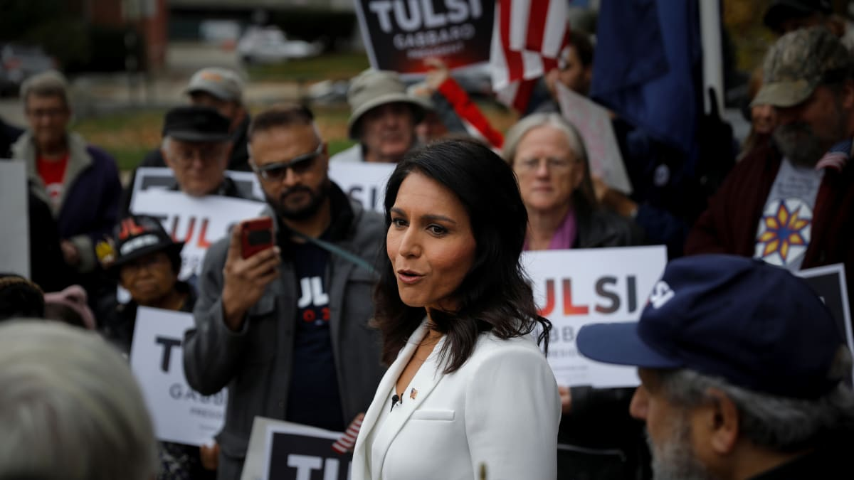 Tulsi Gabbard: Tom Perez Says Congresswoman Has Assured DNC She Won't Run as Third-Party Candidate in 2020