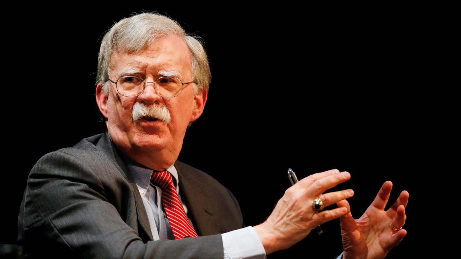 Photo of Bolton Files Motion to Dismiss DOJ Lawsuit, Calls It 'Pretext' to Silence Him | The Daily Beast