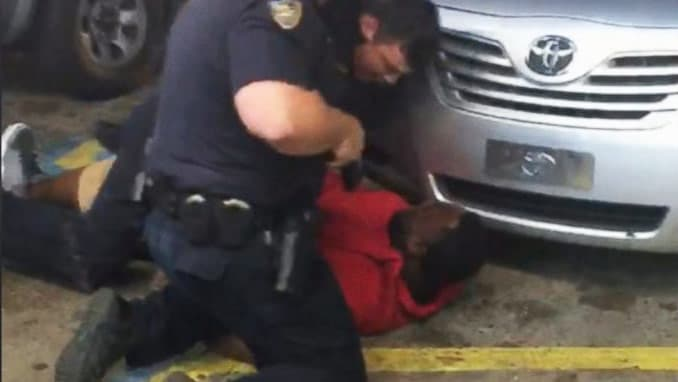 New Video: Cop Called Alton Sterling a 'Stupid Motherf**ker' After Killing Him